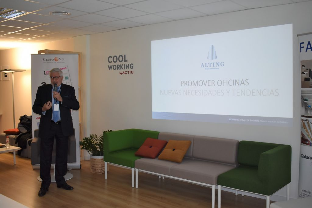 Jerónimo Martín, Director Corporativo de Alting Grupo Inmobiliario