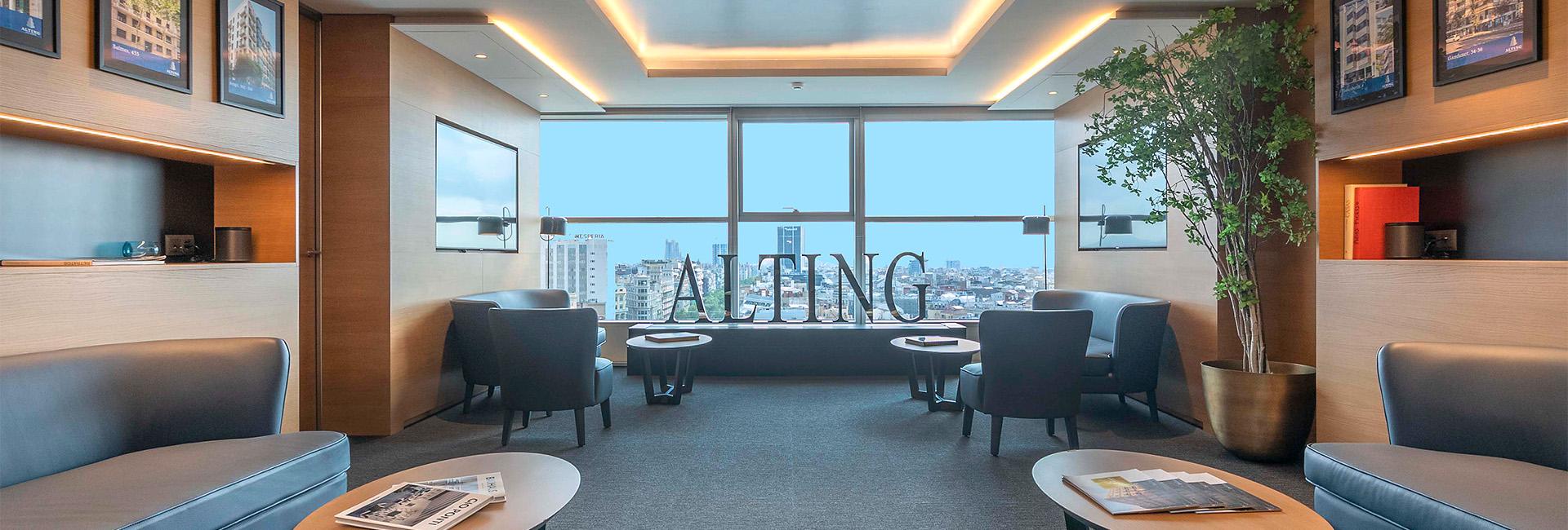 Alting - Oficina - Slider - Home