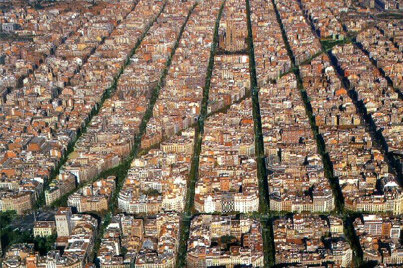 Barcelona Eixample viviendas - Alting blog