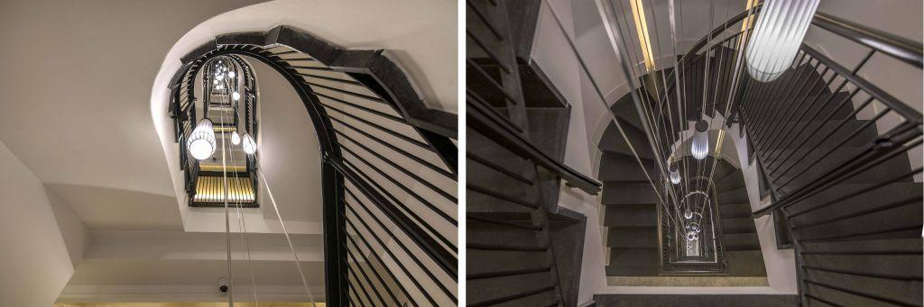 Edificio-Viviendas-G34-Escalera-Lampara