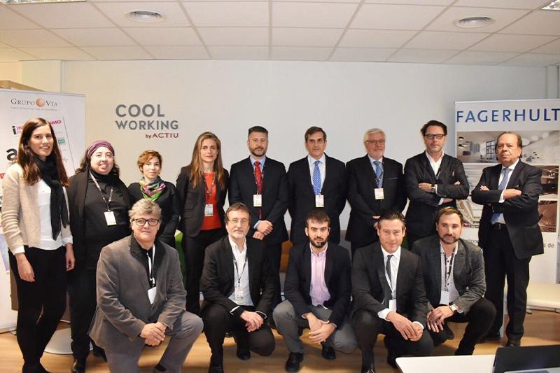 Grupo Via Workplace Strategy Barcelona - Alting