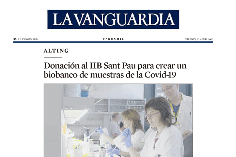 Alting La Vanguardia 20200417