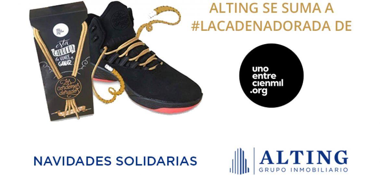 Navidades Solidarias 2019 - Alting Blog