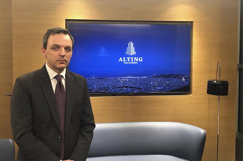 Pedro Ojesto Director Técnico Alting Promociones