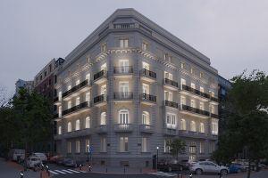 Presentacion oficinas Ruiz de Alarcón 5 Madrid - Alting