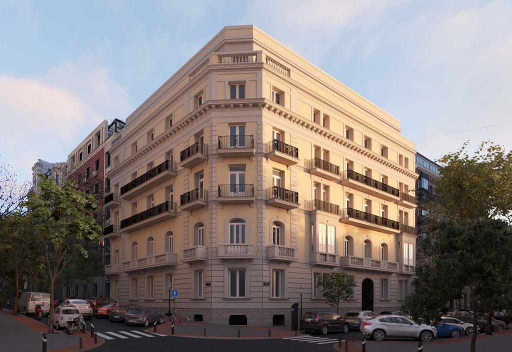 Edificio de oficinas Ruiz de Alarcón 5 Madrid - Alting blog