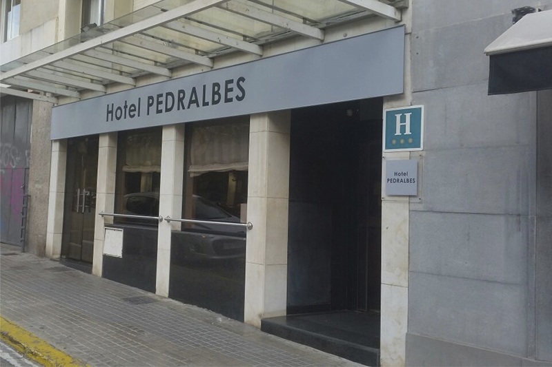 Alting Hotel Pedralbes Fontcoberta 4