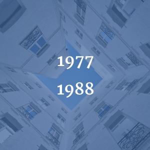 Historia de Alting de 1977 a 1988
