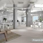 Alting Inversiones - Edificio de oficinas Aragó, 495 - Render 2