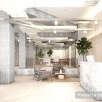 Alting Inversiones - Edificio de oficinas Aragó, 495 - Render 3