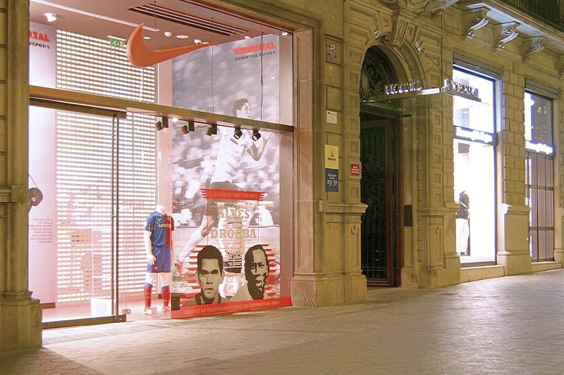 Local alquiler Passeig de Gràcia 29-31 Nike - Alting