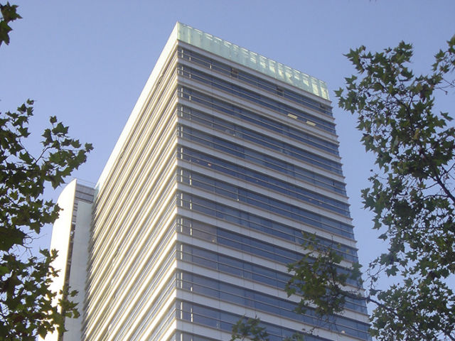 Oficinas Alquiler Diagonal 477 Latham - Alting