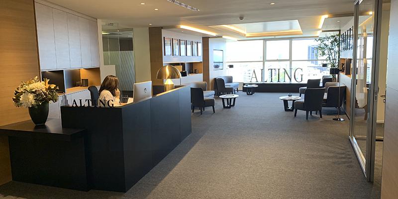 Oficinas-Alting-Diagonal-477-planta-14-vestibulo