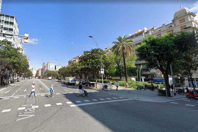 Plaza Gal·la Placídia