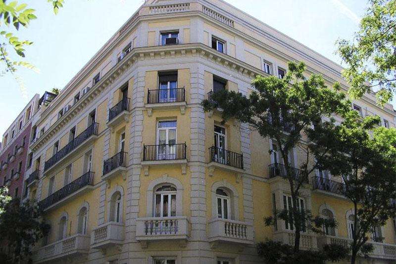 Ruiz de Alarcon 5 oficinas Ministerio exteriores - Alting