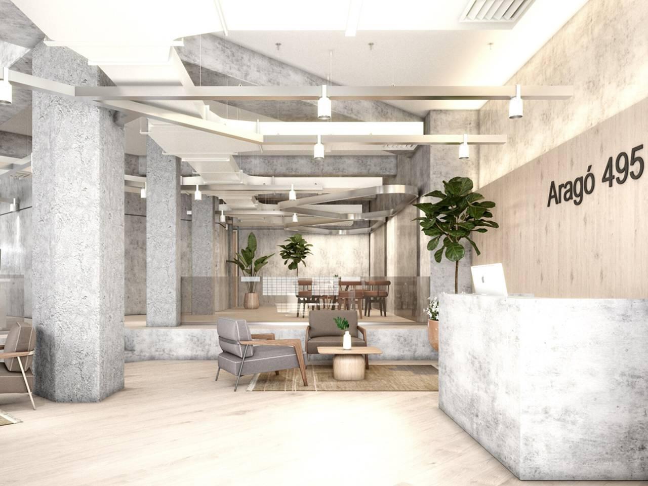 Aragó 495 - oficinas flexibles 02