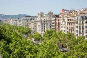 Edificios oficinas Pg de Gràcia
