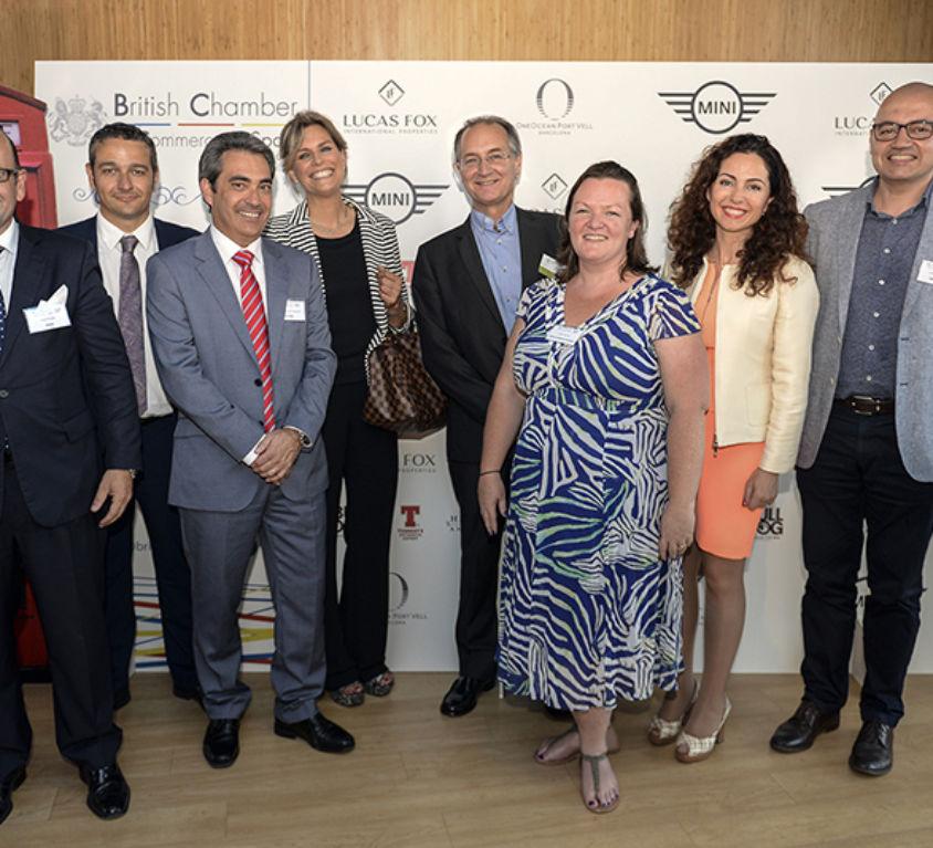 Cóctel BCCS Verano 2016 blog